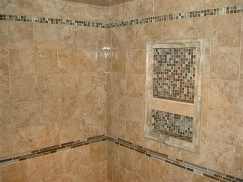 Walk In Shower Ideas For Bathrooms prefab shower niche recessed shower shelf ideas laluz