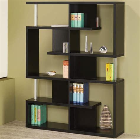Modern Style Black Bookshelf C 800309
