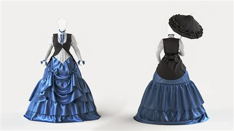 design a victorian dress game creating a victorian style gown with marvelous designer