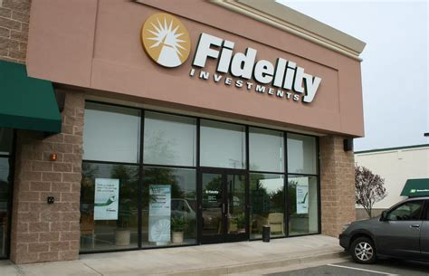 Fidelity Office by Corporate Studies