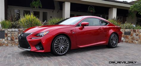 lexus red 2015 2015 lexus rc f ultra in red flawless animations