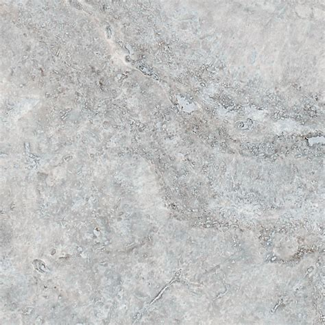 now available grey silver travertine honed filled 4x4