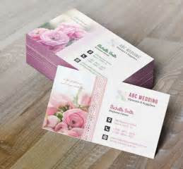 wedding business cards 4 wedding business card templates in psd best business