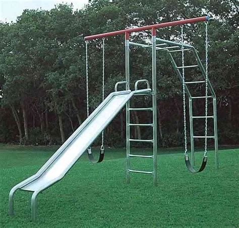 swing set with monkey bars sale 25 best ideas about metal swing sets on pinterest