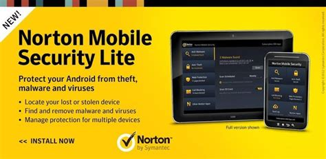 Antivirus Norton Security norton antivirus security for samsung galaxy tab 3 7 0 free soft for android tablets