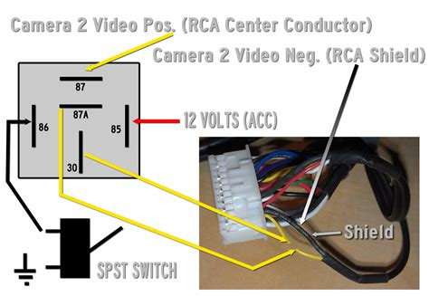 12 pin relay wiring diagram circuit diagram maker