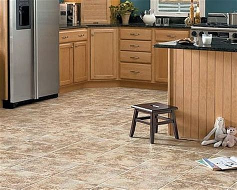 Types Of Kitchen Flooring Ideas by Types Of Flooring For The Kitchen Indoor Lighting