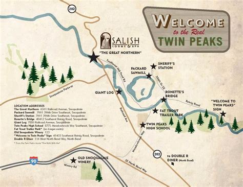 The Hotel from Twin Peaks Is Offering a Package for Superfans   Portland Monthly