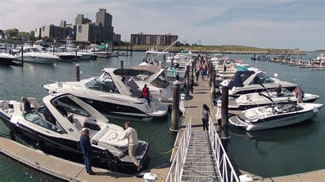 new england boat show pictures event of week 2016 south shore ma in water boat show