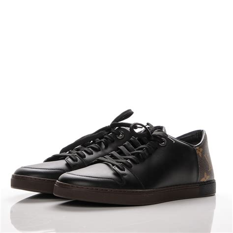sneaker line louis vuitton mens monogram calfskin line up sneaker 5