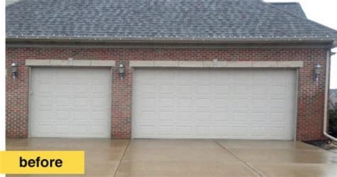 Garage Door Makeover Garage Door Makeover Ideas Garrdenoflove