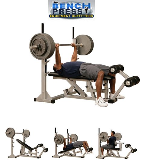 elite fitness weight bench t b p 4 in 1 bench press the bench press com benches