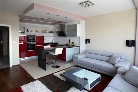 modern small apartment design apartment in slovakia uncovering modern details with a