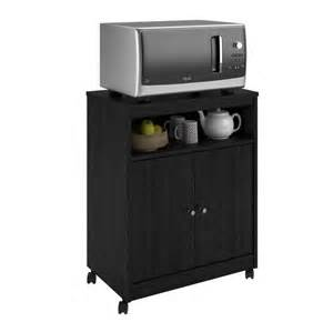 kitchen island cart wood storage cabinet rolling breakfast dawlance microwave oven 115chz small home appliances