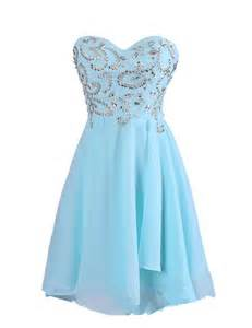 blue homecoming dress chiffon homecoming dresses simple