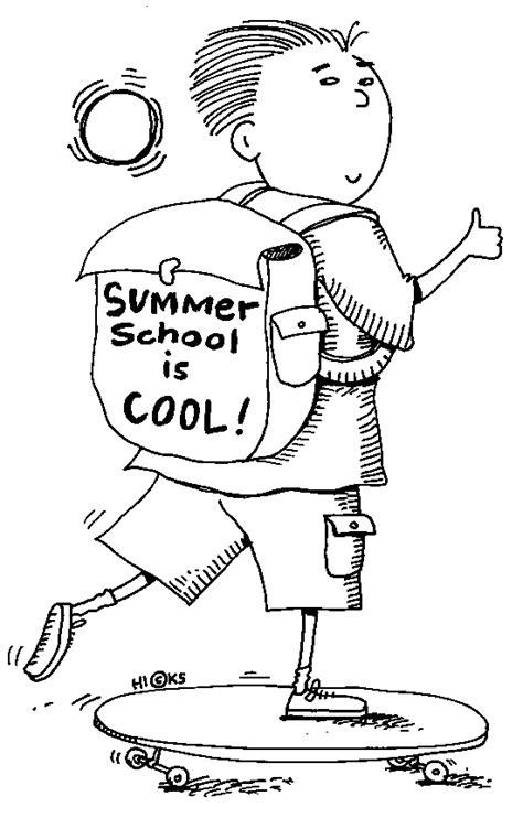 summer school clip art clipartioncom