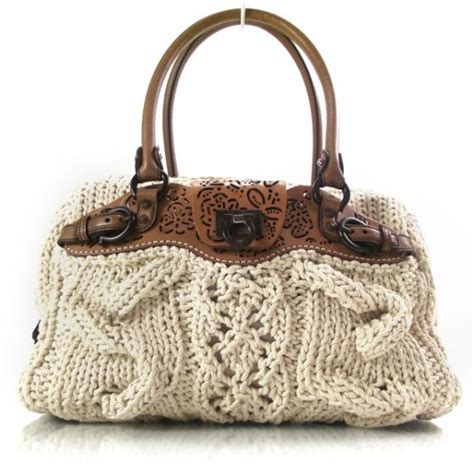 knitted purses really knitted purse purse