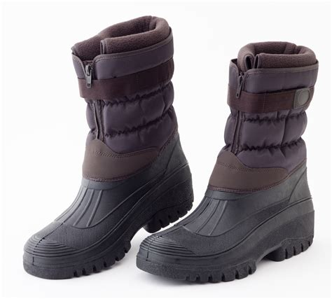 mens boys yard stable muck boots size uk 11 45 brown ebay