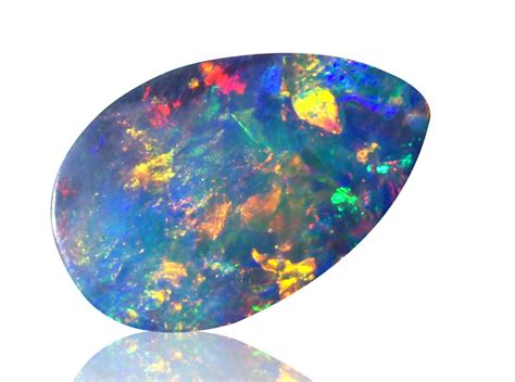 The October Birthstones Opal And Tourmaline