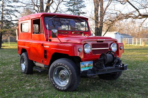 nissan patrol classic 1969 nissan patrol 4x4 vintage mudder reviews of