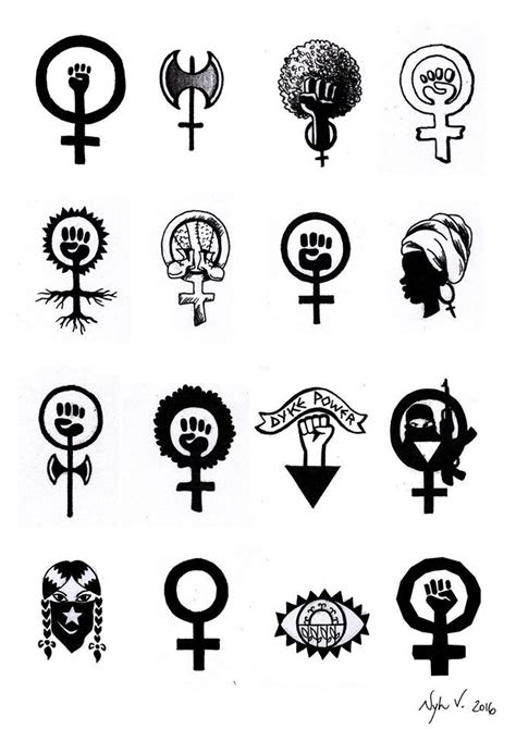 feminist tattoo designs 25 best ideas about feminist on