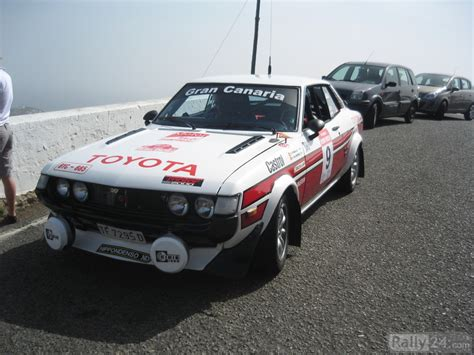 small toyota ta toyota celica gt 1600 ta 22 rally cars for sale