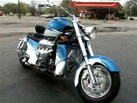 Boss Hoss Motorrad Sound by Bosshoss Motorcycle Hammer Sound