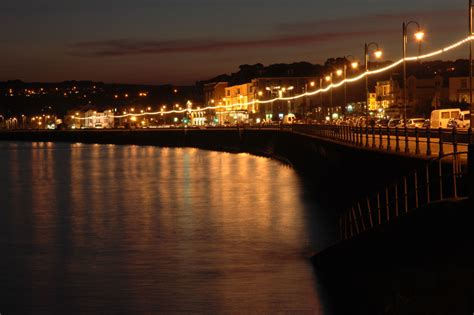 Artistic Lighting by Penzance Promenade Lights Cornwall Guide