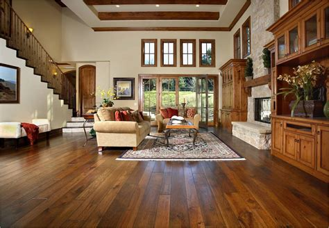 pleasing pergo flooring installation with stone fireplace