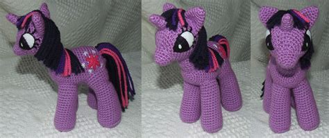 amigurumi pattern my little pony knit one awe some my little pony friendship is magic