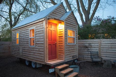 stay in a tiny house now you can stay in the creative tiny midwest house tiny