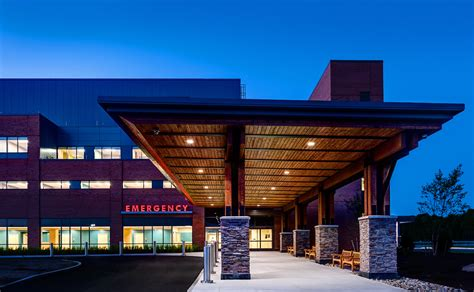 Maine Center Emergency Room by Jeffrey Stevensen Photography