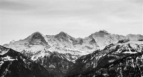 black and white mountain wallpaper mountain pictures 183 pexels 183 free stock photos