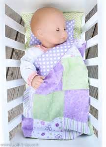 bedding for baby doll doll it up