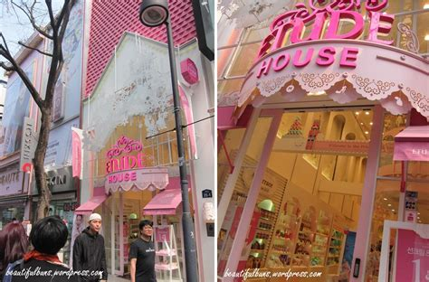 house stores travel event etude house magic any cushion press trip
