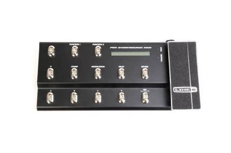 Line 6 Fbv Shortboard Mk2 Foot Controller line 6 fbv shortboard mkii foot controller