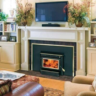 1 500 sq ft wood burning fireplace insert