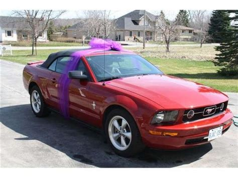 2008 ford mustang convertible for sale 2008 ford mustang convertible for sale vehicles from st