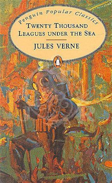 twenty thousand leagues under my library in the making book review twenty thousand leagues under the sea jules verne