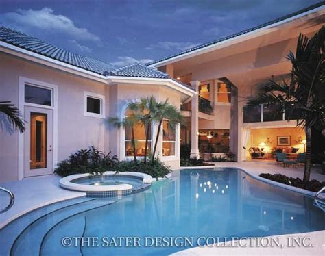 74 best images about courtyard house plans the sater