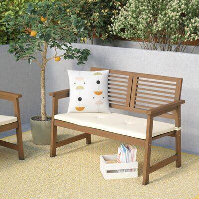 outdoor benches       wayfair