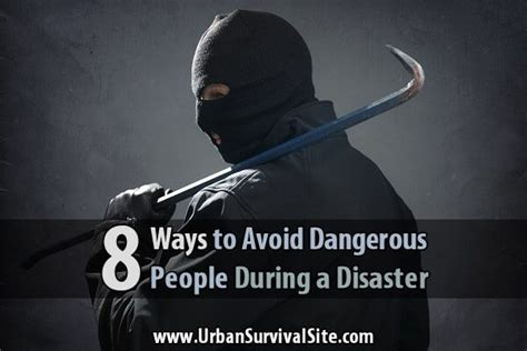 8 Ways To Avoid An Boyfriend by 8 Ways To Avoid Dangerous During A Disaster
