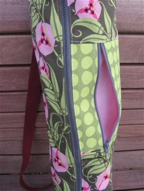 tutorial yoga bag yoga bag sewing pattern www meylah com things to sew