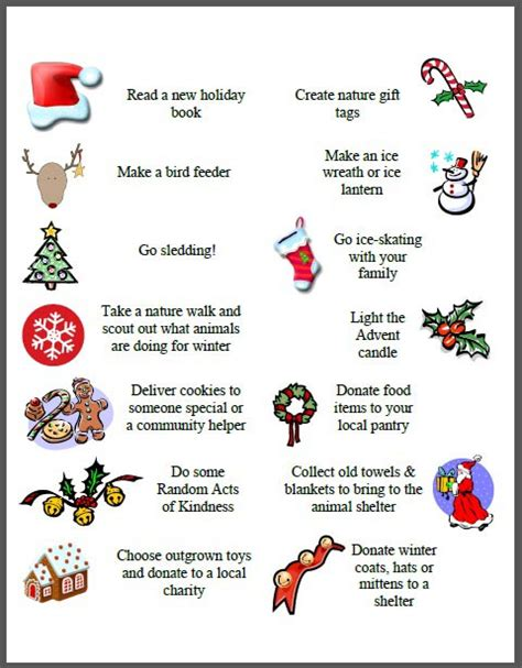 christmas activities for kids 100 advent activity ideas free printables for your countdown edventures with