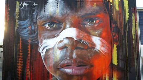 adnate murals face mixed fortunes  newcastle nitv