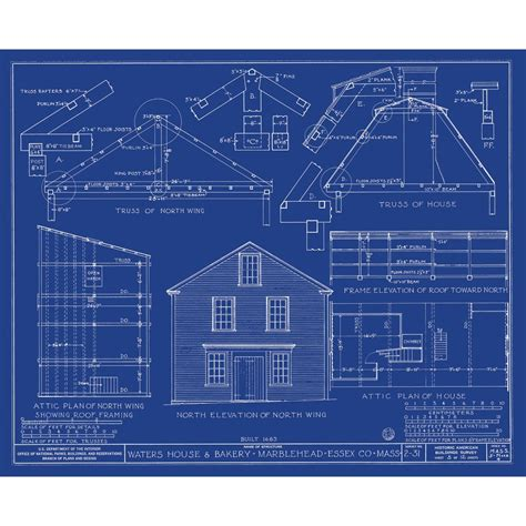 building blueprint blueprints floor source more house blueprint details house
