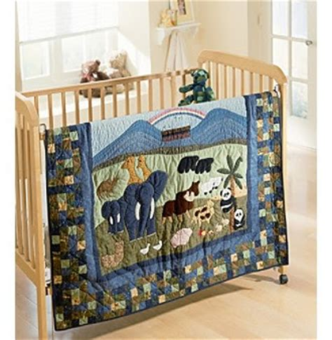 noah s ark baby bedding noah s ark baby bedding quilt collection by donna sharp