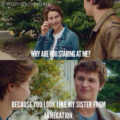 The Fault In Our Stars Meme - the fault in our stars divergent literary memes