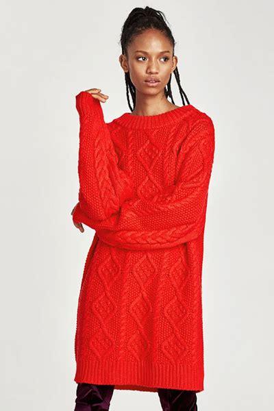 Robe En Pull Zara - robes pull zara