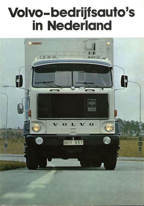 volvo truck brochure